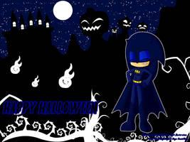WP Halloween - SONIC - by AnimaGirlDaria-chan