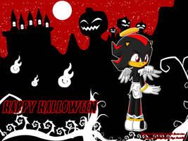 WP Halloween - SHADOW - by AnimaGirlDaria-chan