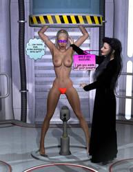 Pleasure Chamber 2 by TheBadLieutenant