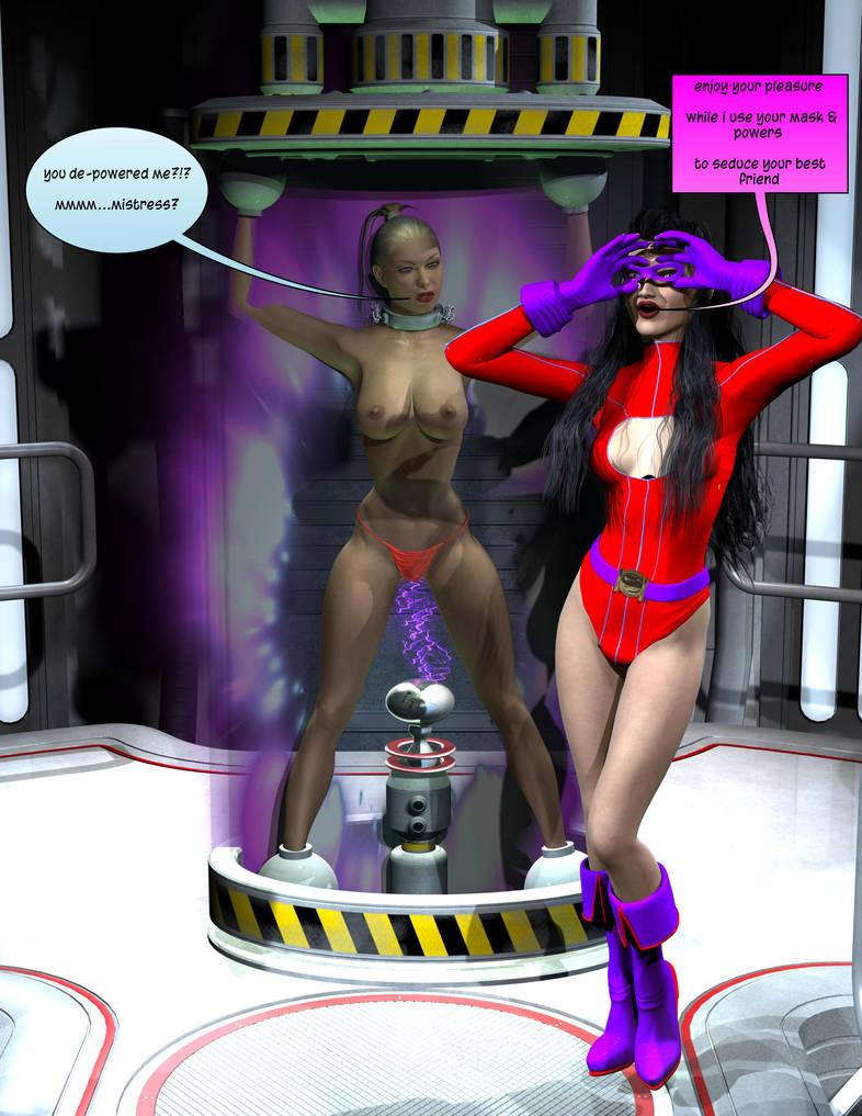 Pleasure Chamber 3 by TheBadLieutenant