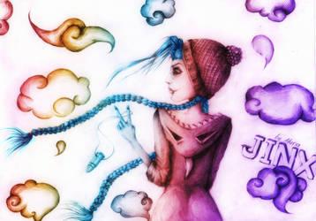 Jinx by LonelyHunterAlura