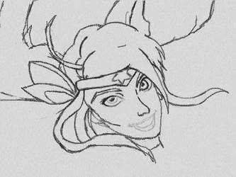 Lux Star Guardian Lineart by SaiHiroto