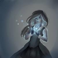 Mana - Fanart by Strangerina
