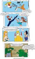 Ponyman vs El dios el caos y la destrucccion by Goncen