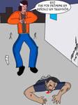 Pantera vs Pantera by Goncen