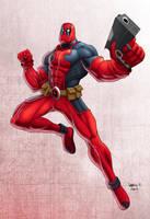 Deadpool by DarioCld