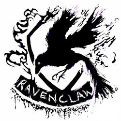 Ravenclaw Splat - Breaking Free by WadeSplat