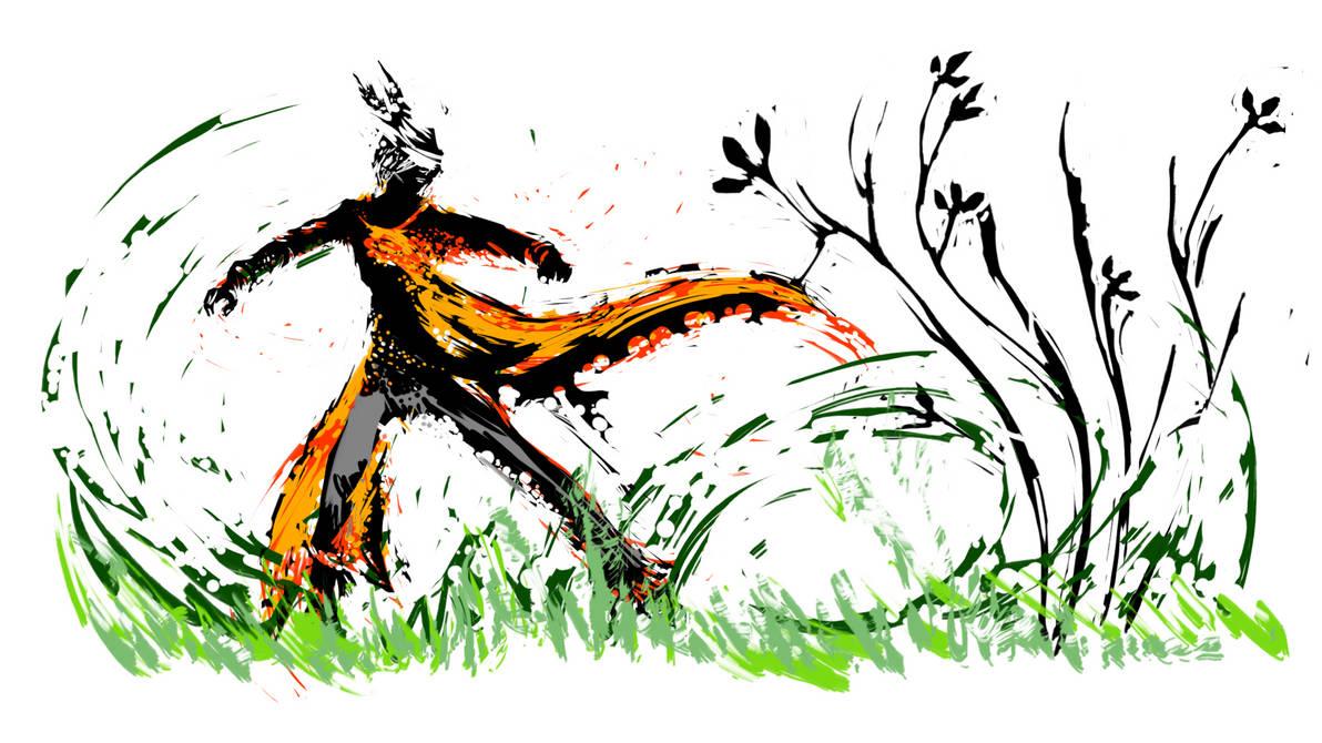 Wind Dance by WadeSplat