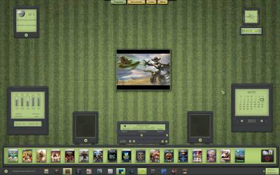 August Desktop :D by RazielSnake