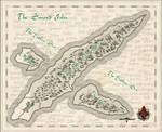 The Sword Islands by Enerla
