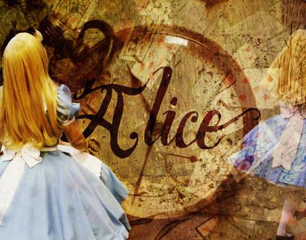 Alice in Wonderland by ashley17