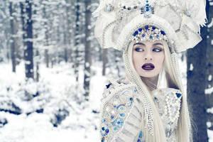 Snegurochka by AgnieszkaOsipa