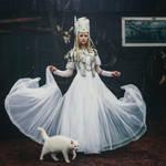the cat by AgnieszkaOsipa