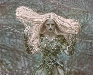 Witch by AgnieszkaOsipa