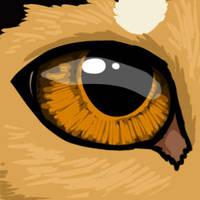 Achakk Eye Icon by Octobertiger