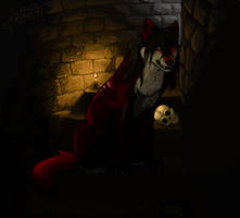 In the Crypt by Octobertiger
