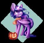 :Autumn Ponies: Twilight Sparkle by Kukseleg