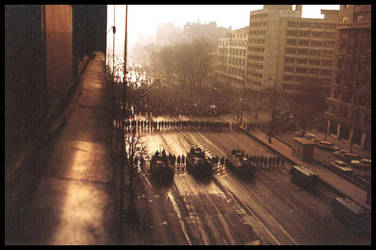 Romanian Revolution of 1989.30 by AlexAnaPhotography