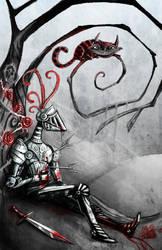 The White Knight by BunnyBennett