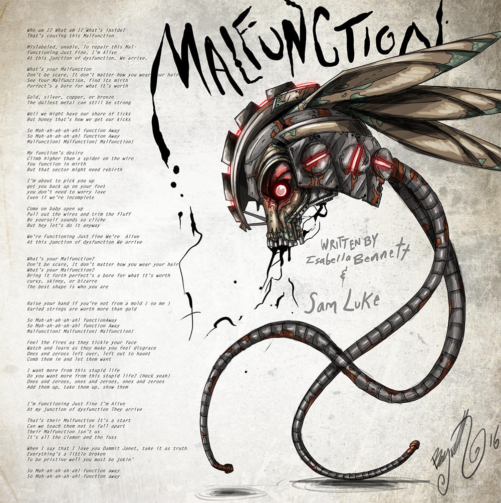 Malfunction by BunnyBennett