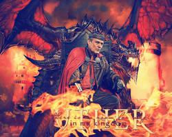 King Uther by Imai-san