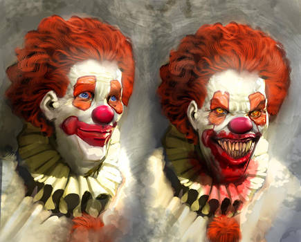 pennywise by nebezial