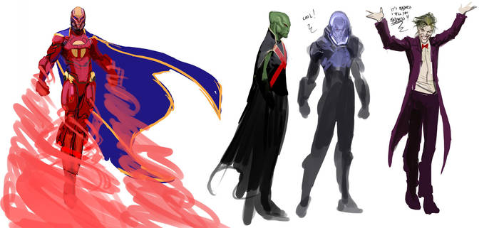 yeah---i like young justice... alot by nebezial