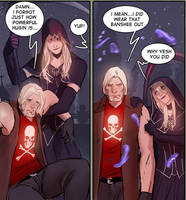 death vigil, almost done by nebezial