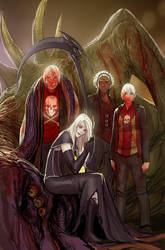 death vigil2-just another workday by nebezial