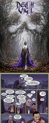 death vigil, destroyers of the world by nebezial