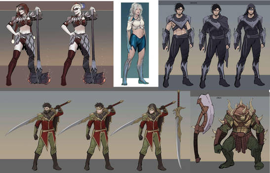 dc stuff designs by nebezial
