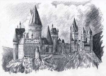 Hogwarts by matsuo1326