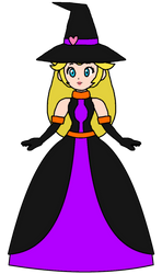 Peach - Isabella Witchcraft by KatLime