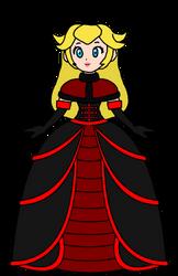 Peach - Princess Vampira by KatLime