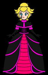 Peach - Princess Zombella by KatLime