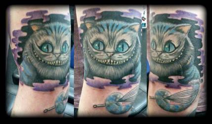 Cheshire by emtatt