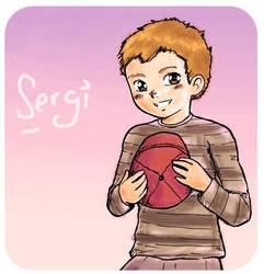 SERGI MANGA by Atzur