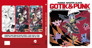 MANGA MASTER CLASS: GOTIK PUNK by Atzur