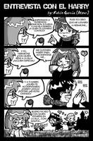 Interview with Harry Potter by Atzur
