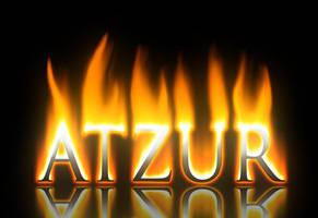 Atzur on Fire by Atzur