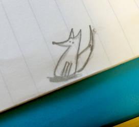 Foxy by annikaayako
