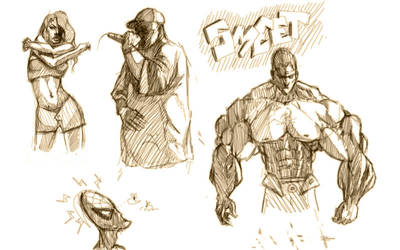 sketches - 3 by smeetrules