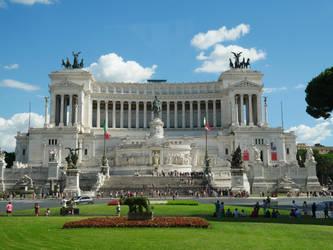 Italy Capital by Ku-chan9