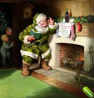 Santa Chaos by acmelabs