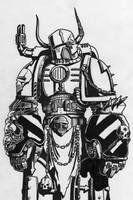 Iron Warrior by toBIASFTY