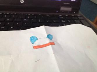 Noodles mask sketch  by fossildigger24
