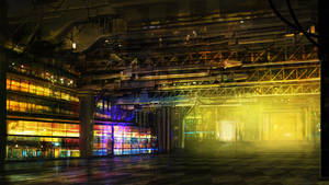 Underground mall by Tryingtofly