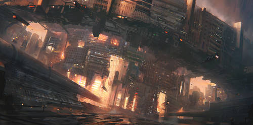 A city called Furnace by Tryingtofly
