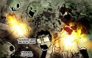 LEFT 1 DEAD by UNiCOMICS-Chowkofsky