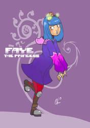 Faye! by UNiCOMICS-Chowkofsky